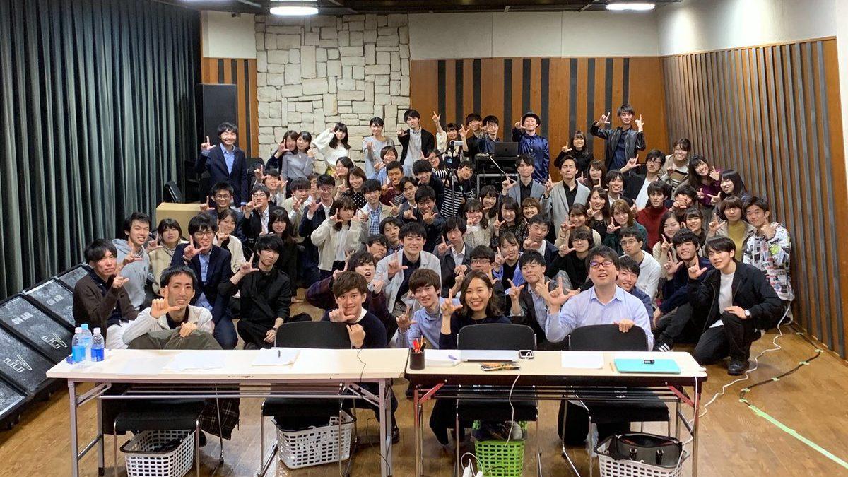 東京大学アカペラサークルLaVoce「2020春ライブ 審査員」