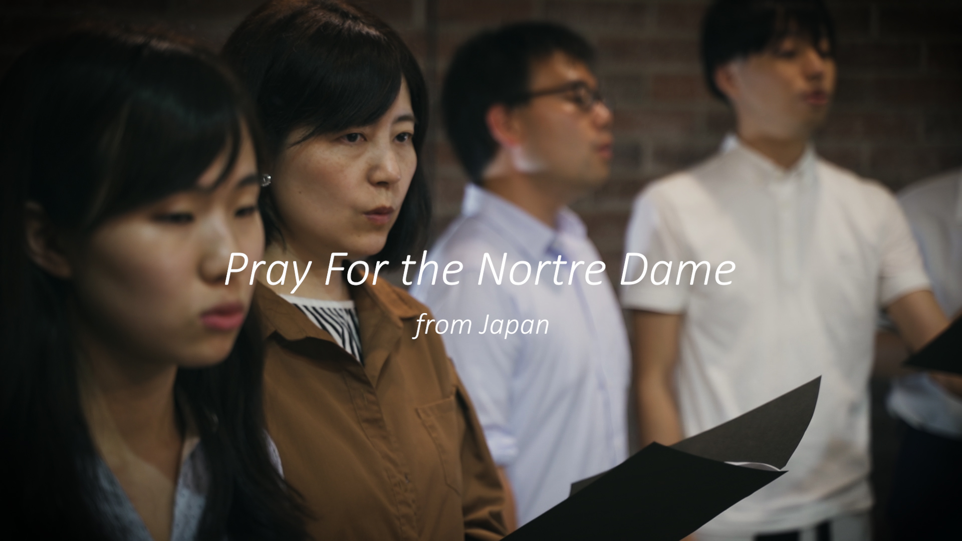 Pray For the Notre-Dame